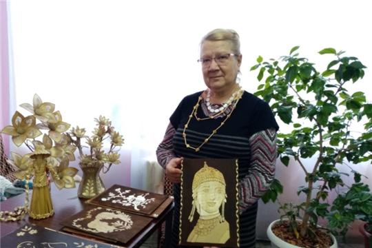 Чудеса из соломы Юлии Коричевой