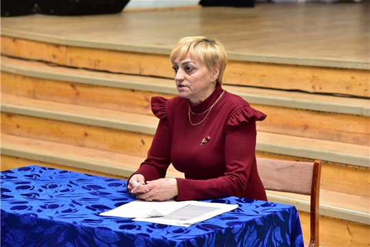 Семинар для работников культурно-досуговых учреждений Ибресинского  района