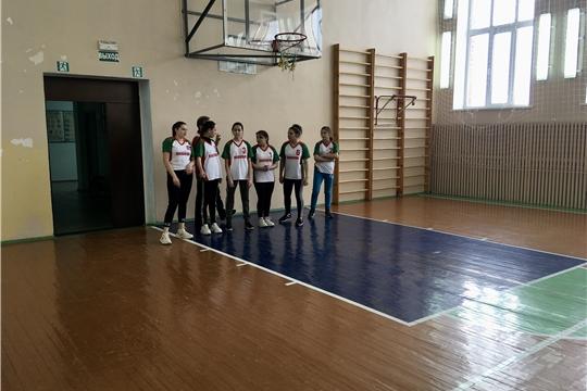 Первенство района по волейболу среди юношей и девушек ООШ