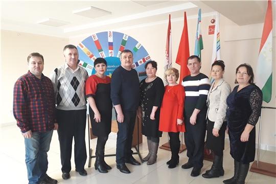 Делегация Ибресинского района приняла участие на республиканском семинаре-практикуме руководителей театральных коллективов