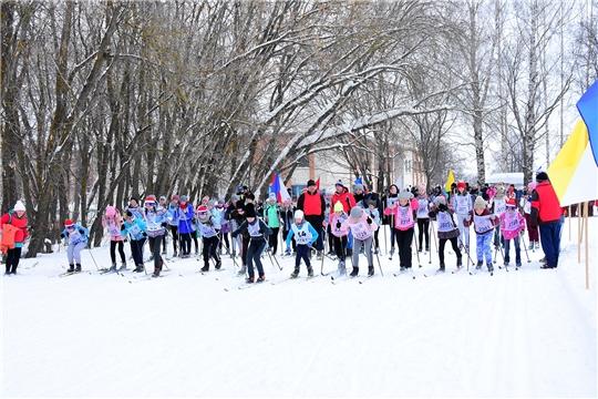 «Лыжня России» пройдет 22 февраля в селе Климово