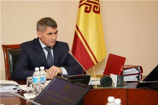 Олег Николаев: «К задачам, которые обозначил Президент страны Владимир Владимирович Путин, нельзя подходить формально»