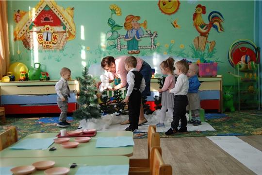 Состоялись семинар заведующих и заседание Ассоциации воспитателей дошкольных образовательных учреждений Ибресинского района