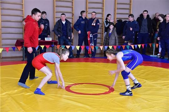 Турнир по вольной борьбе памяти Ореста Маркиянова