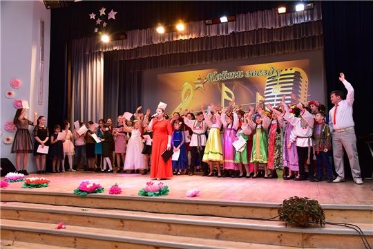 Вокальный конкурс фестиваль «Найти звезду» вновь собрал таланты