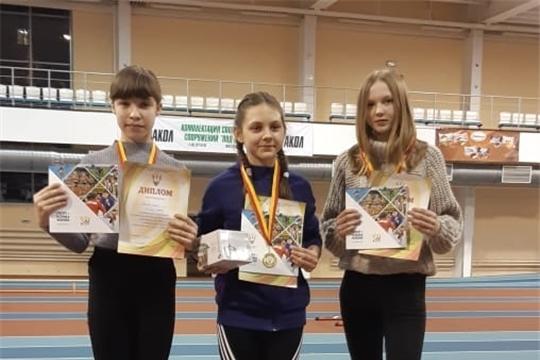 Ибресинцы — призеры Республиканских соревнований по легкоатлетическому многоборью