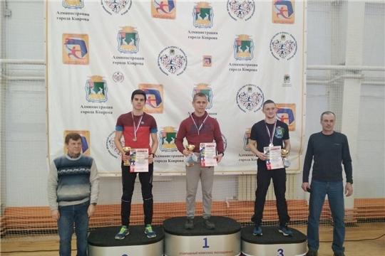 Александр Пашков занял второе место на первенстве России среди юниоров по полиатлону