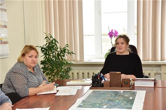 Состоялось заседание комиссии по повышению устойчивости социально-экономического развития Ибресинского района