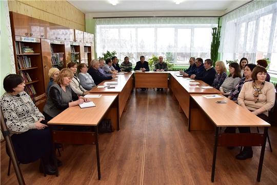 В Центральной библиотеке состоялся круглый стол «Сохраняя память о войне»