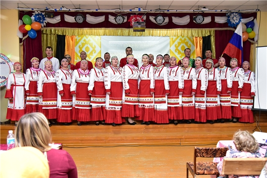 В Ибресинском районе продолжается 51-ый районный фестиваль самодеятельного народного творчества