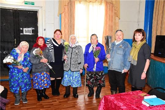 Состоялась встреча с жителями Буинского сельского поселения