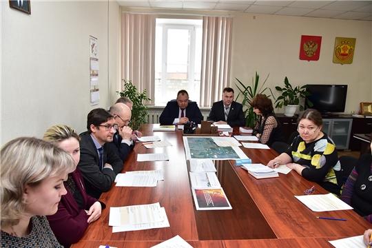 Состоялось очередное заседание Общественного Совета Ибресинского района