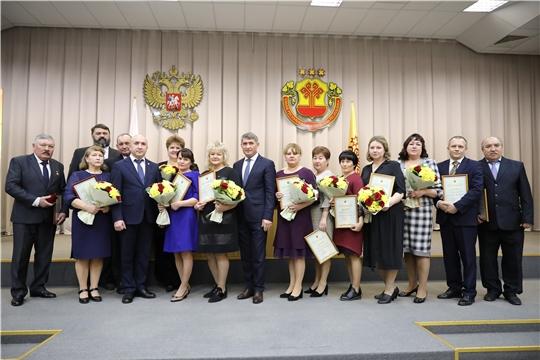 Труженики АПК Ибресинского района получили высокие награды