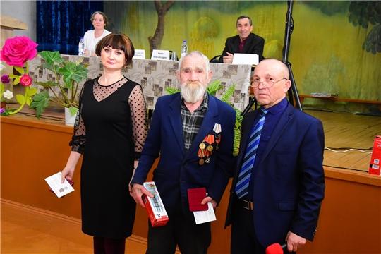 В Андреевском сельском поселении прошел отчет главы поселения и администрации Ибресинского района