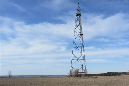 Впервые в Чувашии восстановлены два пункта геодезической сети