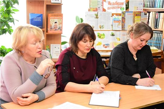 В Ибресинском районе состоялось совещание в рамках  Всемирного дня защиты прав потребителей