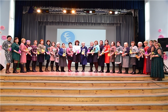 В МБУ «Центр развития культуры» Ибресинского района состоялось расширенное заседание районного Совета женщин