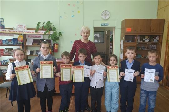 В Ибресинском районе Дом детского творчества прошел муниципальный этап республиканской шахматной олимпиады