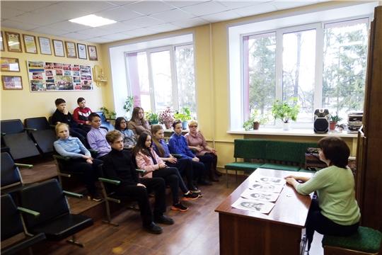 Прошел информационный час о молодёжной организации «Молодая гвардия»