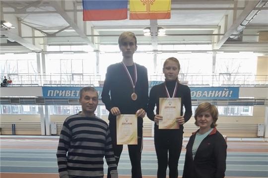 Ибресинцы на турнире по легкой атлетике «Мемориал В.Г.Надеждина»