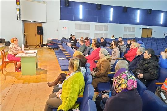 Работники культуры Ибресинского района подвели итоги работы за 1 квартал 2020 года