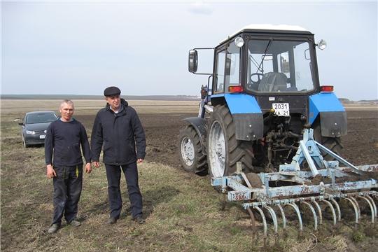 Информация о сельскохозяйственных работах на 10 апреля 2020 года