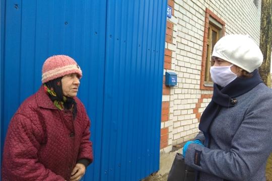 Помощь пожилым людям при коронавирусе от волонтеров