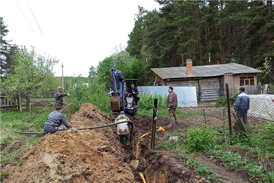 В п. Ибреси реализуется новая инвестиционная программа по модернизации коммунальной инфраструктуры