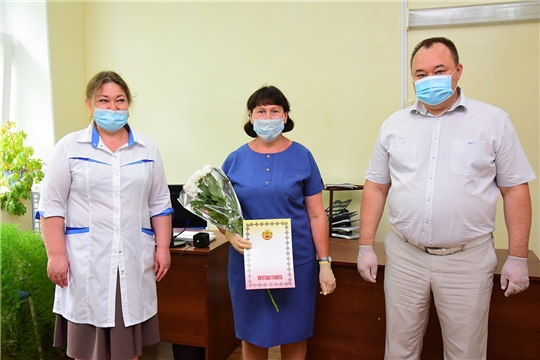 Сергей Горбунов поздравил медицинских работников с профессиональным праздником