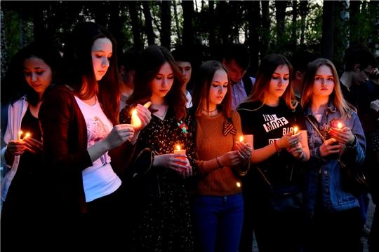 22 июня Ибресинский район присоединится к акциям и мероприятиям, приуроченным ко Дню памяти и скорби