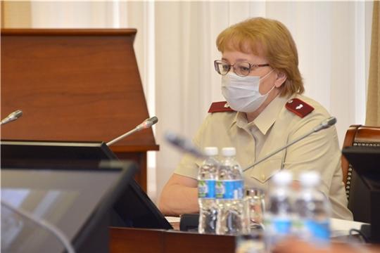 Руководитель Роспотребнадзора по Чувашии призвала жителей республики не забывать о масочном режиме