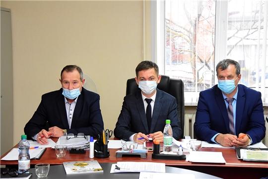 Собрание депутатов Ибресинского района седьмого созыва (05.11.2020)