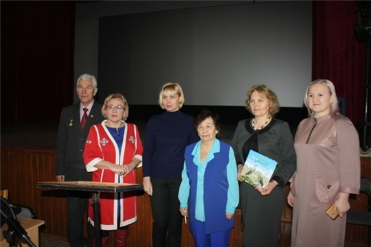 Презентация Чувашского книжного издательства прошла в Урмарах