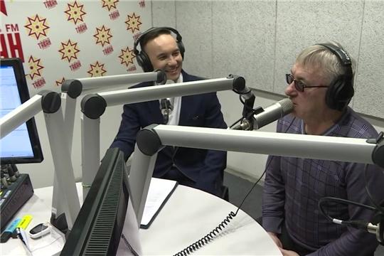 Радио кунĕ