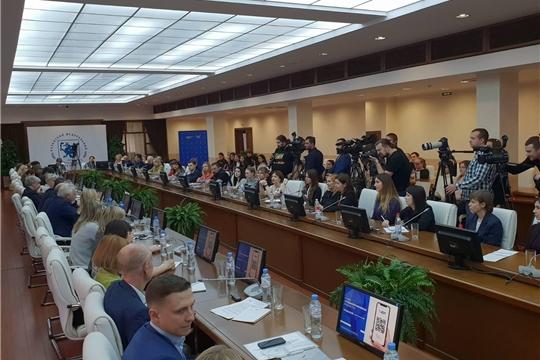 Пресс-конгресс ОНФ в Казани