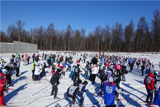 Лыжня России - 2020