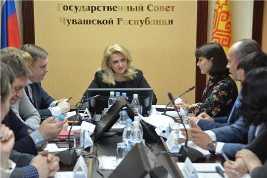 Совещание c участниками Ассоциации «ИТ-кластер Чувашской Республики»