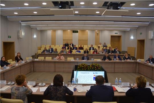 Расширенное заседание коллегии Мининформполитики Чувашии