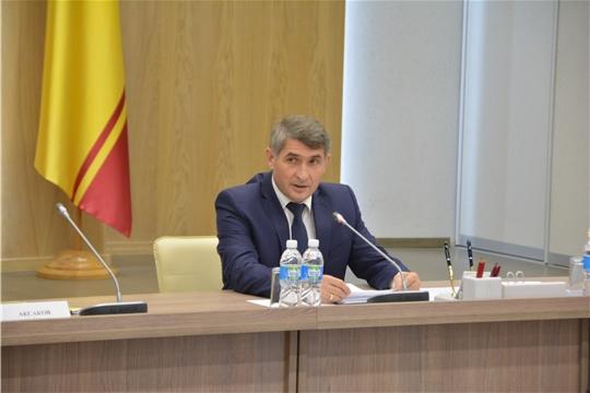 Заседание Совета по стратегическому развитию и проектной деятельности