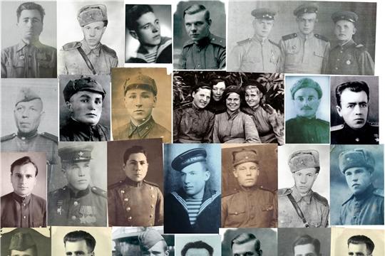 Жители Чувашии увековечили память о героических предках с помощью Почты России