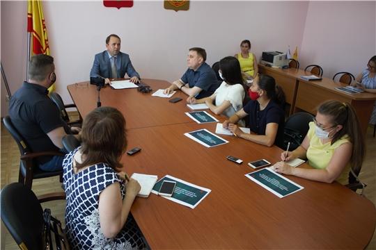 Брифинг в Центральной избирательной комиссии Чувашской Республики