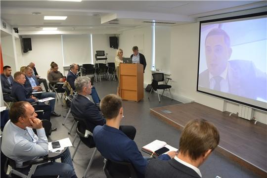 Стратегическая сессия «Цифровая прокачка бизнеса. Республика Чувашия»