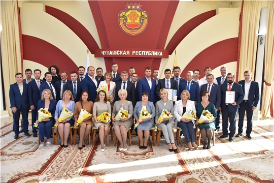 Награждение финалистов и полуфиналистов республиканского конкурса «Управленческая команда»