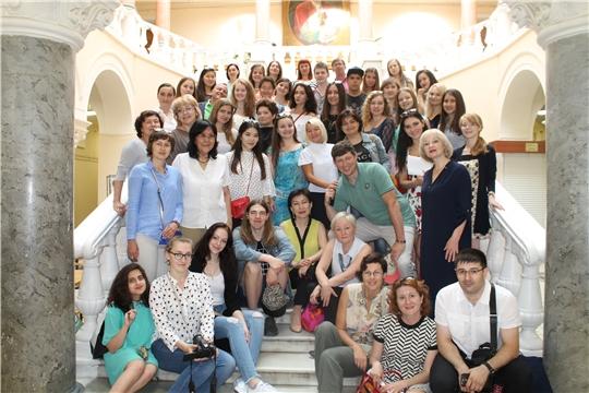Школа межэтнической журналистики набирает слушателей в Чувашии