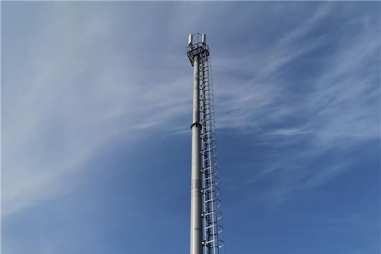 Скоростной мобильный интернет появился в 18 населённых пунктах Чувашии