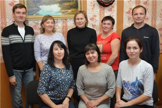 Газета Вурнарского района «Çĕнтерÿ çулĕ» отмечает 90-летие