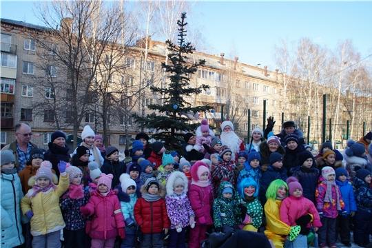 «Новогодняя сказка без границ»: приглашаем горожан в дни новогодних каникул на дворовые праздники
