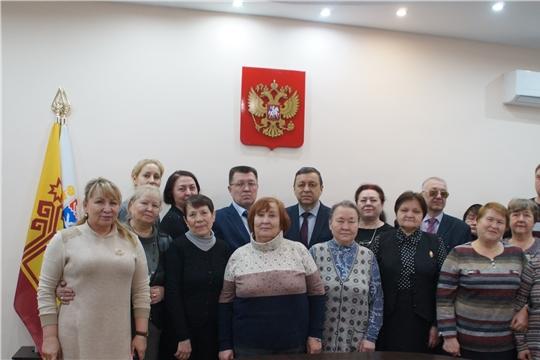 Калининский район: развитие и поддержка территориального общественного самоуправления