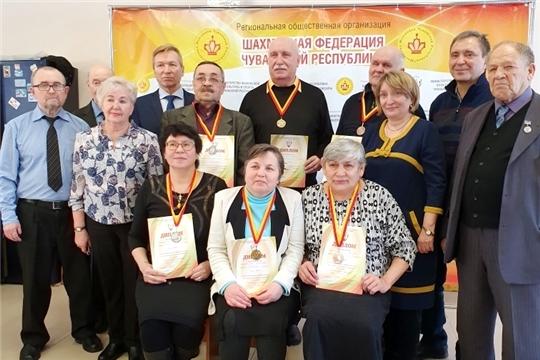 Старшее поколение Калининского района - победители и призеры первого этапа Республиканской спартакиады «Спортивное долголетие»