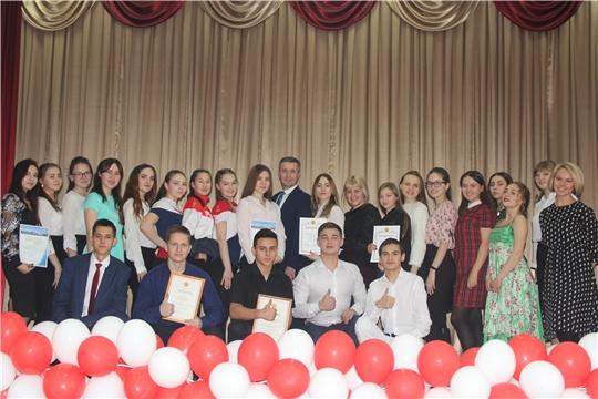 День Российского студенчества в Чебоксарском профессиональном колледже имени Н.В.Никольского